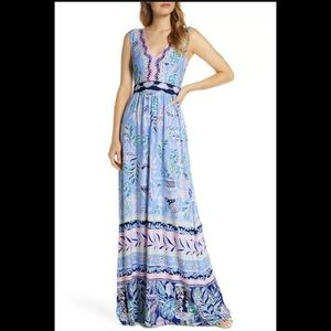 Lilly Pulitzer McKinley Maxi Dress NWT
